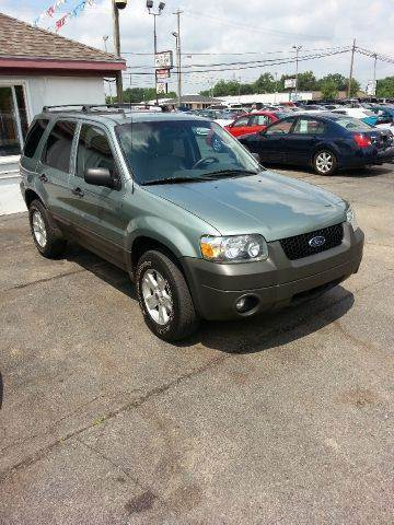 2005 Ford Escape for sale at All State Auto Sales, INC in Kentwood MI