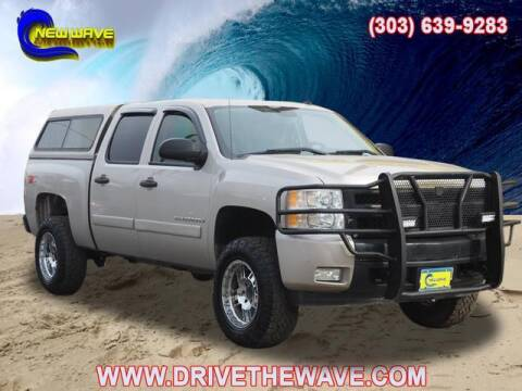 2008 Chevrolet Silverado 1500 for sale at New Wave Auto Brokers & Sales in Denver CO