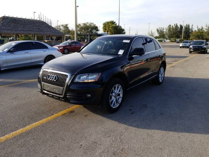 2012 Audi Q5 for sale at Best Auto Deal N Drive in Hollywood FL