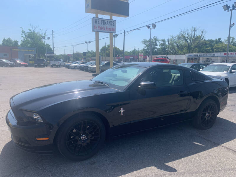2014 Ford Mustang for sale at Castle Used Cars in Jacksonville FL