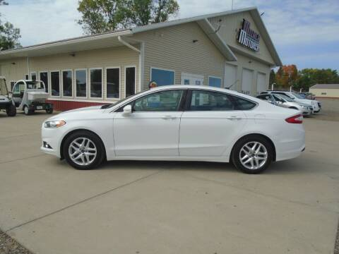 2013 Ford Fusion for sale at Milaca Motors in Milaca MN