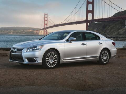 2014 Lexus LS 460 for sale at Hi-Lo Auto Sales in Frederick MD