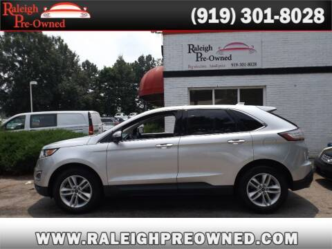 2017 Ford Edge for sale at Raleigh Pre-Owned in Raleigh NC