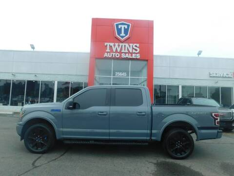 2019 Ford F-150 for sale at Twins Auto Sales Inc Redford 1 in Redford MI