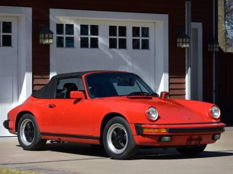 1986 Porsche 911 for sale at Ehrlich Motorwerks in Siloam Springs AR