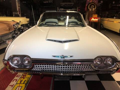1962 Ford Thunderbird Roadster! for sale at Berliner Classic Motorcars Inc in Dania Beach FL