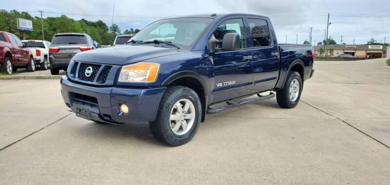 2012 Nissan Titan for sale in Mobile, AL