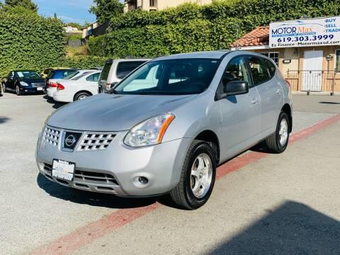 2009 Nissan Rogue for sale at MotorMax in Lemon Grove CA