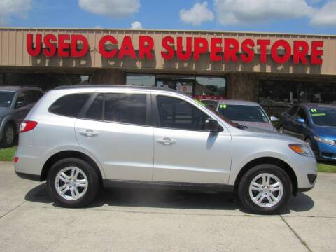 2012 Hyundai Santa Fe for sale at Checkered Flag Auto Sales NORTH in Lakeland FL