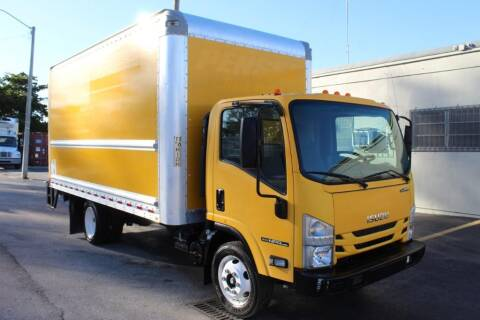 2016 Isuzu NPR-HD for sale at Truck and Van Outlet - All Inventory in Hollywood FL