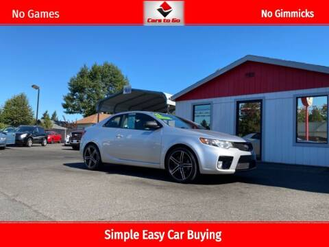2012 Kia Forte Koup for sale at Cars To Go in Portland OR