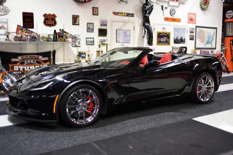 2015 Chevrolet Corvette for sale at Crystal Motorsports in Homosassa FL