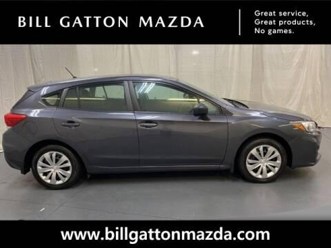 2018 Subaru Impreza for sale at Bill Gatton Used Cars - BILL GATTON ACURA MAZDA in Johnson City TN