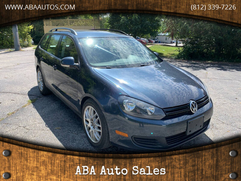 2010 Volkswagen Jetta for sale at ABA Auto Sales in Bloomington IN