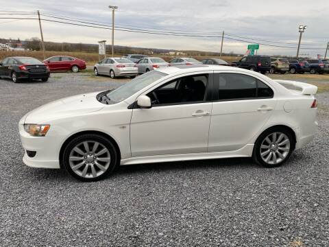 2010 Mitsubishi Lancer for sale at Tri-Star Motors Inc in Martinsburg WV