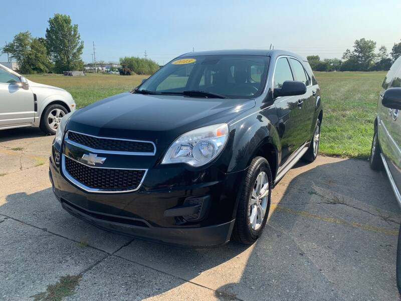 2013 Chevrolet Equinox for sale at Cars To Go in Lafayette IN