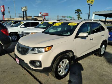 2012 Kia Sorento for sale at Taylor Trading Co in Beaumont TX