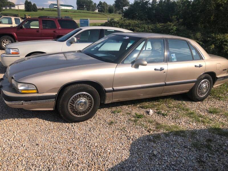 1992 Buick LeSabre for sale at WINEGARDNER AUTOMOTIVE LLC in New Lexington OH