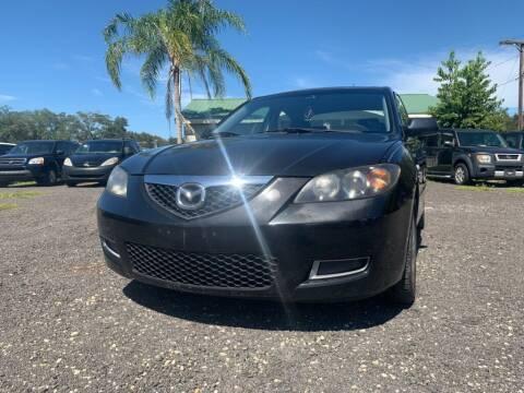 2008 Mazda MAZDA3 for sale at Popular Imports Auto Sales in Gainesville FL