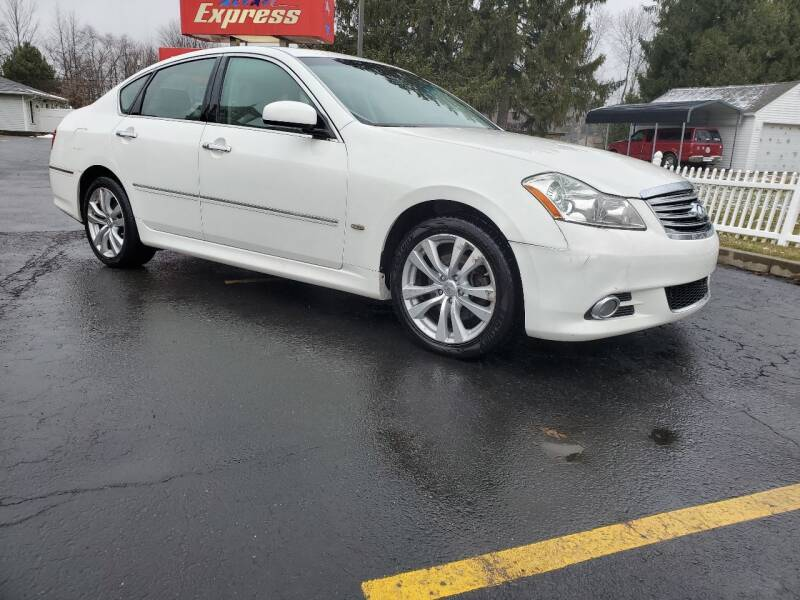 2008 Infiniti M45 for sale at Five Star Auto Group in North Canton OH