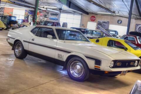 1971 Ford Mustang for sale at Hooked On Classics in Watertown MN