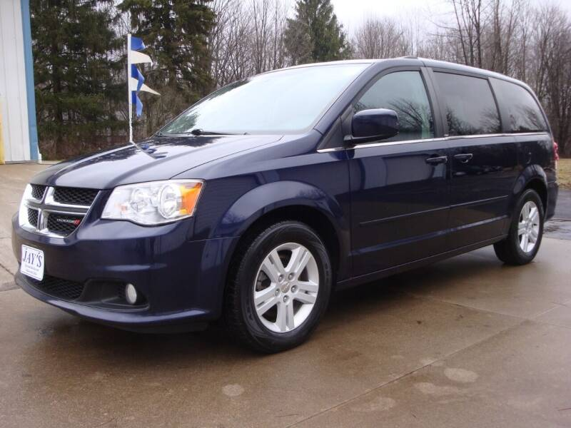 2013 Dodge Grand Caravan for sale at Jay's Auto Sales Inc in Wadsworth OH