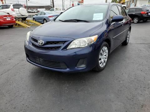 2012 Toyota Corolla for sale at Rucker's Auto Sales Inc. in Nashville TN