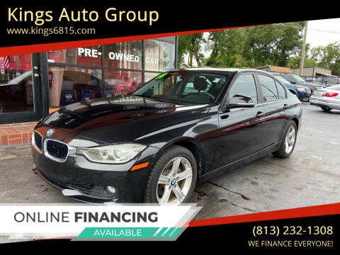 2014 BMW 3 Series for sale at Kings Auto Group in Tampa FL