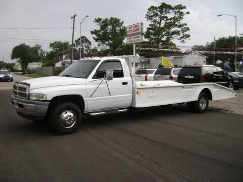 1996 Dodge Ram for sale at Classic Car Deals in Cadillac MI
