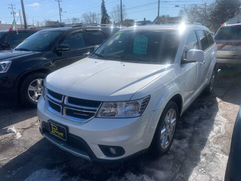 2015 Dodge Journey for sale at PAPERLAND MOTORS in Green Bay WI