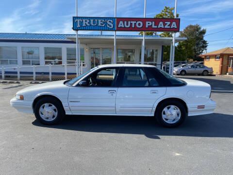 1992 Oldsmobile Cutlass Supreme for sale at True's Auto Plaza in Union Gap WA