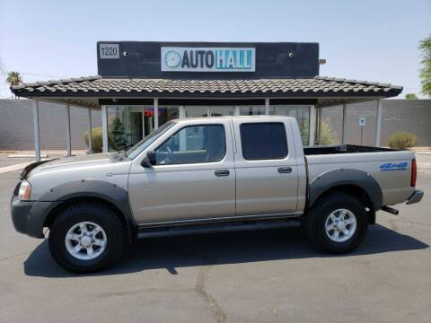 2001 Nissan Frontier for sale at Auto Hall in Chandler AZ