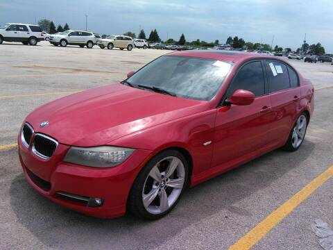 2011 BMW 3 Series for sale at Cj king of car loans/JJ's Best Auto Sales in Troy MI
