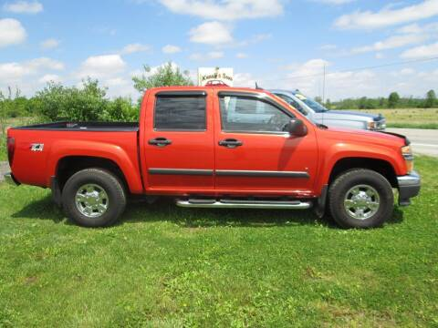 2008 Chevrolet Colorado for sale at Knauff & Sons Motor Sales in New Vienna OH