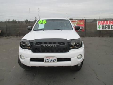 2006 Toyota Tacoma for sale at Quick Auto Sales in Modesto CA