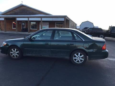 2000 Toyota Avalon for sale at Cannon Falls Auto Sales in Cannon Falls MN