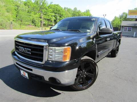 2009 GMC Sierra 1500 for sale at Guarantee Automaxx in Stafford VA