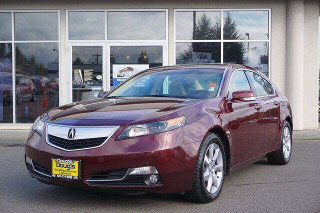 2012 Acura TL for sale at Jeremy Sells Hyundai in Edmunds WA