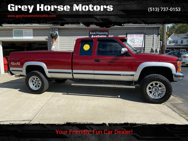 1992 Chevrolet C/K 2500 Series for sale at Grey Horse Motors in Hamilton OH