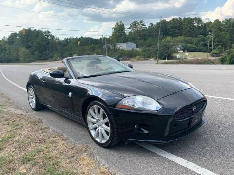 2008 Jaguar XK-Series for sale at Anaheim Auto Auction in Irondale AL