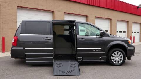 2013 Chrysler Town and Country for sale at Seewald Cars - Brooklyn in Brooklyn NY