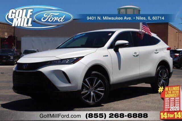 2021 Toyota Venza for sale in Niles, IL