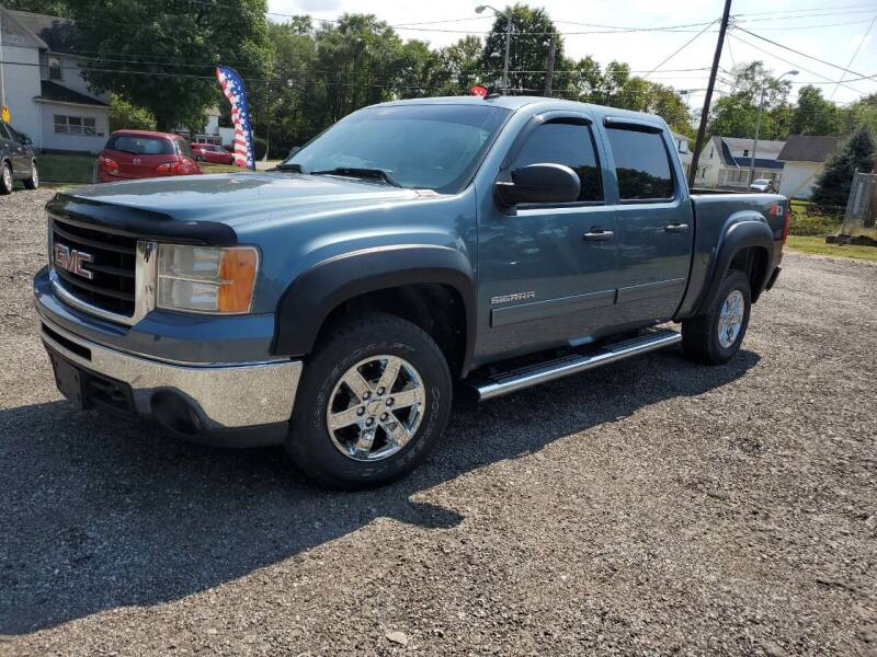 2011 GMC Sierra 1500 for sale at Johnsons Car Sales in Richmond IN