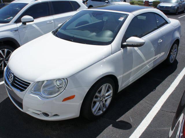 2010 Volkswagen Eos for sale at CarFinancer.com in Peoria AZ