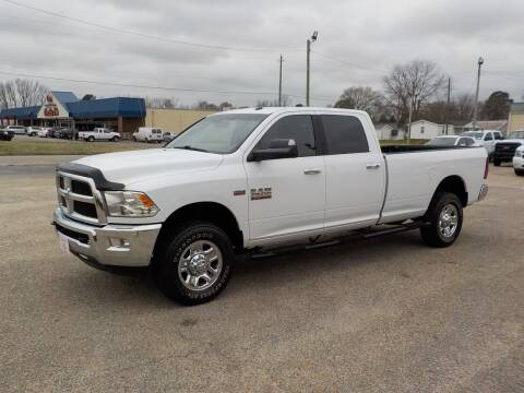 2017 RAM Ram Pickup 2500 for sale at Young's Motor Company Inc. in Benson NC