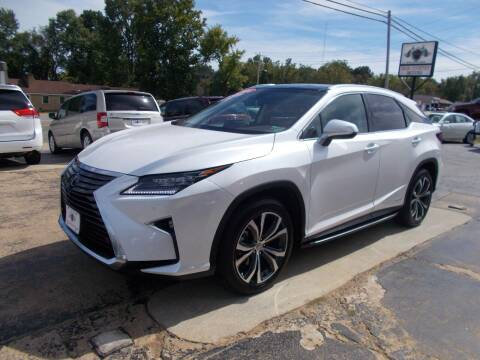 2016 Lexus RX 450h for sale at High Country Motors in Mountain Home AR