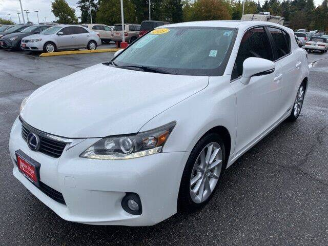 2013 Lexus CT 200h for sale at Autos Only Burien in Burien WA