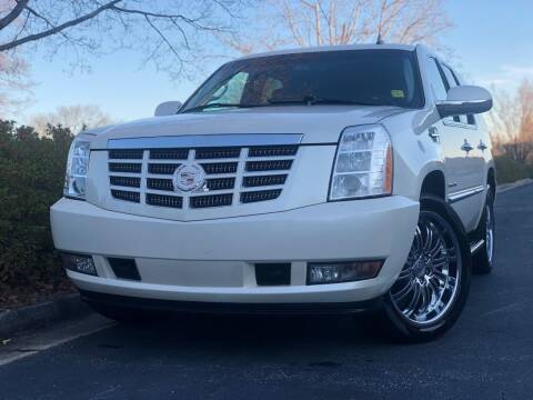 2010 Cadillac Escalade for sale at William D Auto Sales in Norcross GA