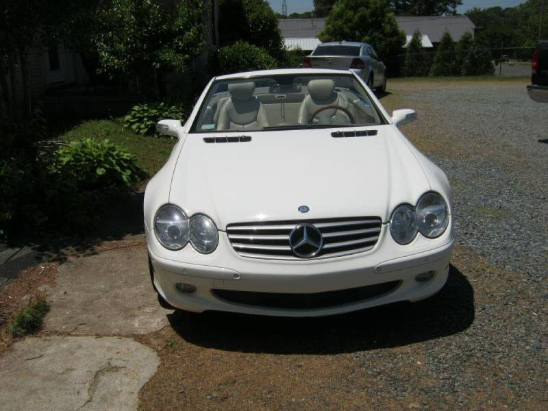 2005 Mercedes-Benz SL-Class for sale at Speed Auto Inc in Charlotte NC