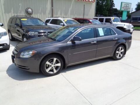 2012 Chevrolet Malibu for sale at De Anda Auto Sales in Storm Lake IA